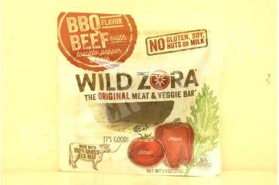 Вяленая говядина с приправами Wild Zora