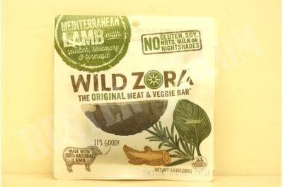 Средиземноморский ягненок с травами Wild Zora