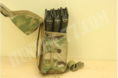 Rifle Mag Pouch - Jungle Triple M4/M16 multicam