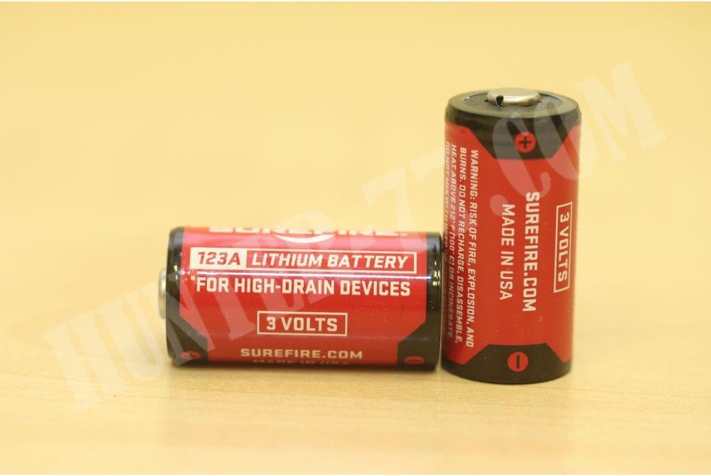 Батарея SureFire SF123A lithium batteries CR123A