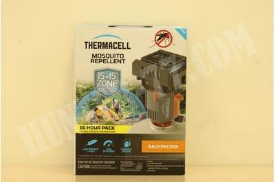 Система отпугивания Thermacell MR-BPR Backpacker Gen 2.0 диаметр 9 м