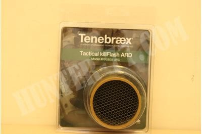Tenebraex ARD (Flip Cover Compatible) for S&B 12-50x56 SB5605-ARD RAL8000 for 56mm Schmidt Bender