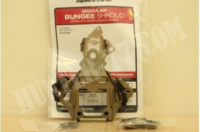 Модульное крепление нового типа MODULAR BUNGEE SHROUD OPS-CORE TAN499