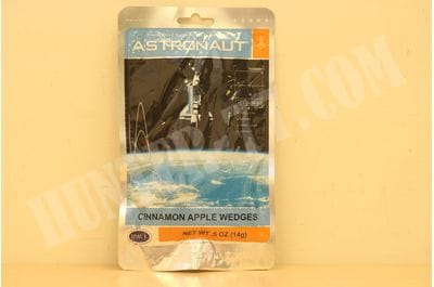 Astronaut Sublimated Cinnamon Apples