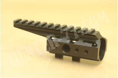 Integrated Night Vision Rail (INVR) KRG Rem700 Whiskey-3, X-Ray, TRG