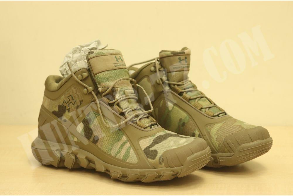 Ботинки гортексные мультикам Under Armour