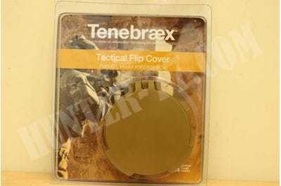 Tenebraex Ral8000 Objective Flip Cover for 56mm Objective Scopes SB5605-FCV