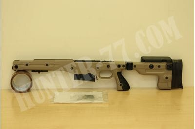 Ложе AICS - AT LA 700 Pale Brown ACCURACY INTERNATIONAL Long Action