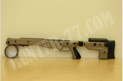 Ложе AICS - AT SA 700 Pale Brown ACCURACY INTERNATIONAL SHORT Action .308