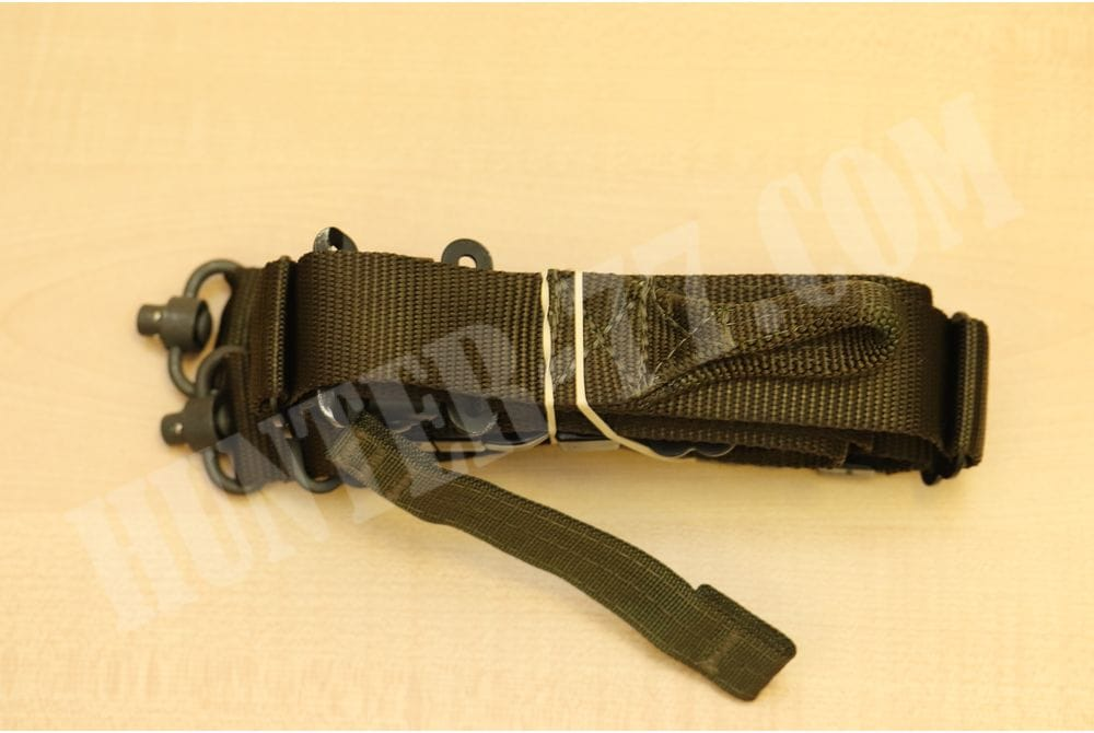 Ремень TAB Pinnacle PRS QD/Flush Olive Drab для винтовки