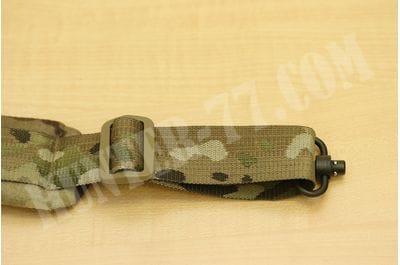 Ремень мягкий мультикам винтовочный с QD/Flush Cup