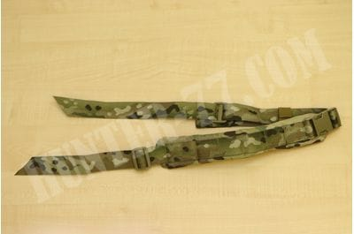 Ремень мягкий мультикам винтовочный без креплений