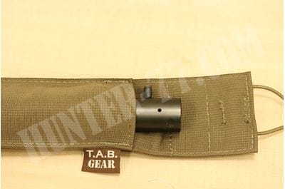 Barrel Sleeve TAB Coyote  OD Green