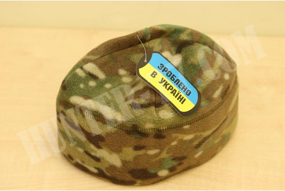 Флисовая шапка  M-Tac 295 multicam