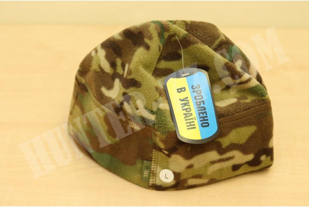 Флисовая шапка M-Tac 380 multicam