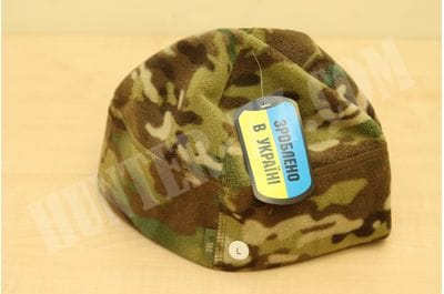 M-Tac Windproof Fleece 380 Mesh Tactical Hat Watch Cap Skull Beanie