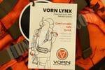 Рюкзак Vorn Lynx 12/20 оранжевый