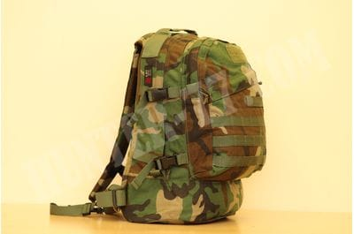 Рюкзак патрульный LBT-1476A 3 Day Assault Pack (30L)  woodland