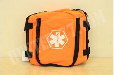 Dixie EMS Dixigear Empty First Responder II Bag Orange
