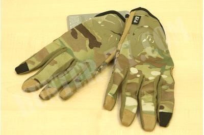 Перчатки PIG Full Dexterity Tactical (FDT) Multicam
