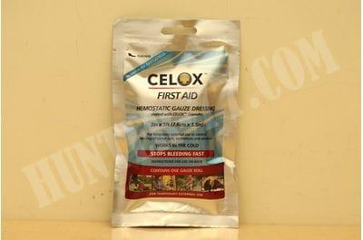 Кровоостанавливающий бинт CELOX Roll 2024-09