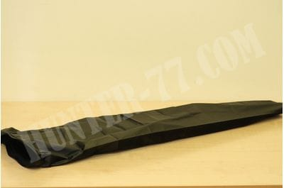 Pocket Size Gun Cover  Rifle Cover AR / AK Gun  - Black