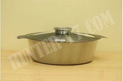 Zei stainless steel Stimulants Pot 26 cm SJ1678