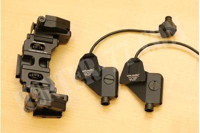 Wilcox Modular Monocular/Binocular Bridge System 61300G16-B PVS-14