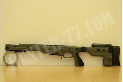 Ложе AICS - AT SA 700 OD GREEN ACCURACY INTERNATIONAL SHORT Action .308