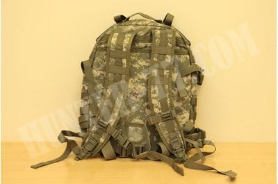 U.S. Army MOLLE II 3-DAY TACTICAL ASSAULT PACK ACU