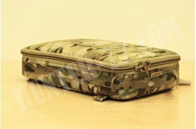 Сумка-рюкзак мультикам для магазинов AR-15/M4/M16, AK