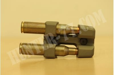 Алюминиевый держатель патронов .338LM KeyMod HOPTIC USA