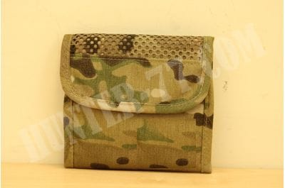 Tactical wallet  multicam