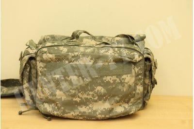 Eagle Industries Escape & Evade E&E Bail Out Go Aid Medic Range Bag ACU