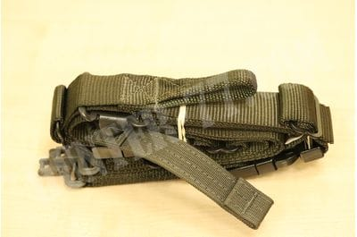 Ремень TAB Pinnacle PRS Stud Swivels Olive Drab для винтовки