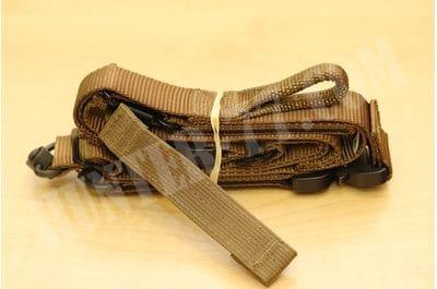 Ремень TAB Pinnacle PRS Flush Cups QD coyote кобра металл для винтовки