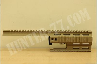 Handguard MI-S1617-FDE SCAR Rail Extension Flat Dark Earth