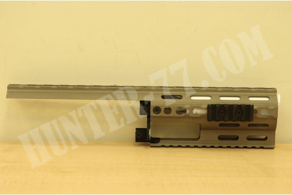 Цевье MI-S1617-SSRK-FDE  MI SSR-SCAR KeyMod Handguard Flat Dark Earth + MI-SSK-R3.75 MI KeyMod Rail, 3.75 inch length