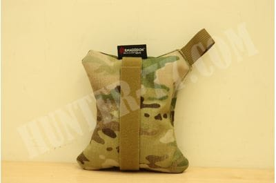 Armageddon ENHANCED REAR Standard BAG X-Wing MultiCam Web Loop 7 x 6 x 1.25""