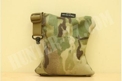 Упор X-Wing multicam QD Swivels 1 фунт 7 x 6 x 1.25""