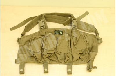 LBT 0290D COYOTE CHEST RIG