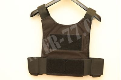 COVERT Armor Plate Carrier MK 1 Combo Black