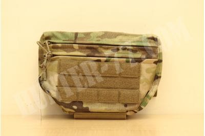 Drop Down Velcro Utility Pouch - Multicam Warrior Assault Systems