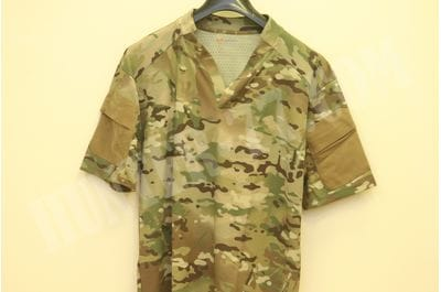 Velocity Systems Boss Rugby Shirt multicam