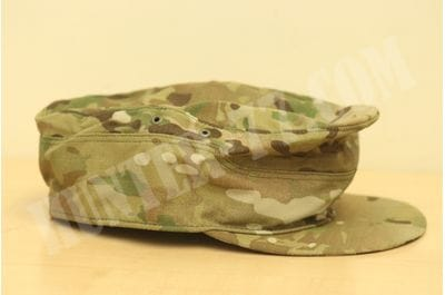 Hat MultiCam Camouflage WW2 Germany style