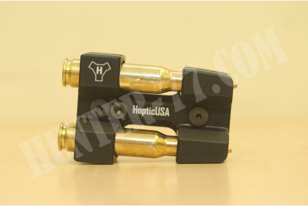 Алюминиевый держатель патронов .308 KeyMod Черный HOPTIC USA Type III Black