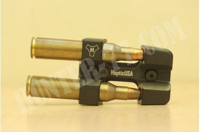 Алюминиевый держатель патронов .338LM KeyMod  Черный HOPTIC USA