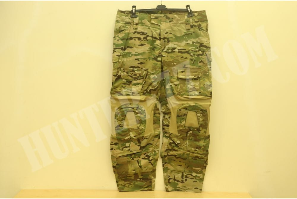 Боевые штаны COMBAT PANT Army Custom Crye Precision multicam