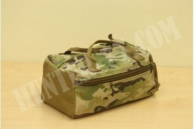 Top-Zip Utility Pouch multicam 500 Denier Cordura