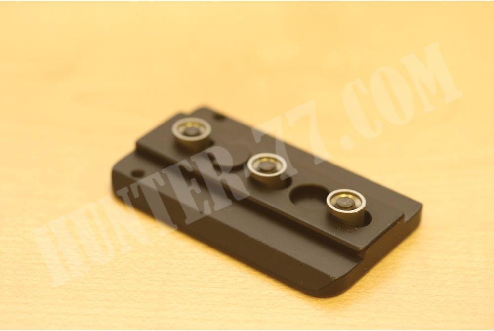 Адаптер винтовочный Really Right Stuff Quick Release Rifle Plate for KeyMod Platforms